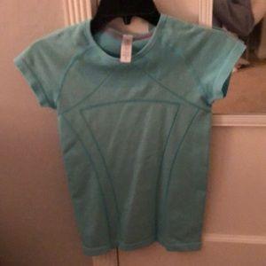 Tops - ivivva running shirt